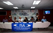 Press Conference Announces the Start of the Historic El Salvador ISA World Masters Surfing Championship